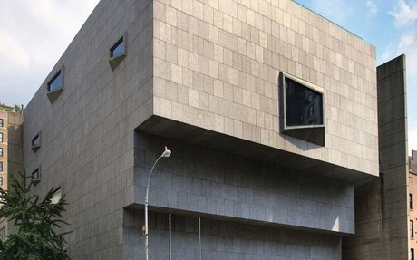 Met plans to leave Breuer building, making way for the Frick