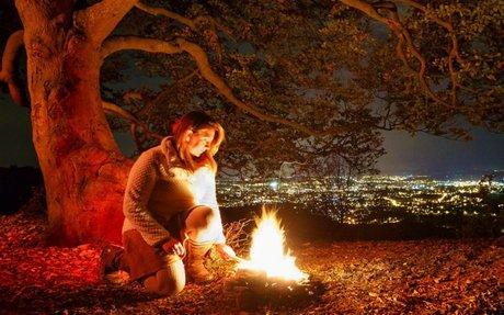 The Pyromaniac Chef