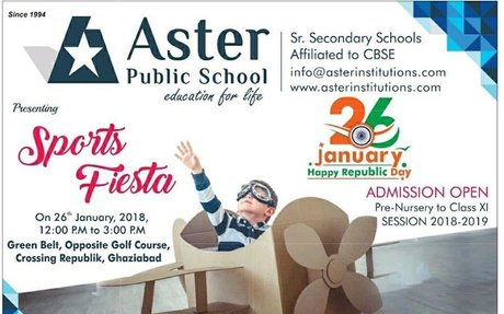 Top Schools in Noida Extension | Aster Public School