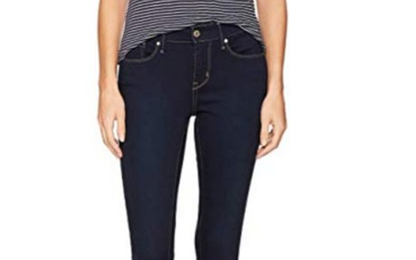Signature by Levi Strauss & Co. Gold Label Women's Modern Skinny Jeans at Amazon Women's J