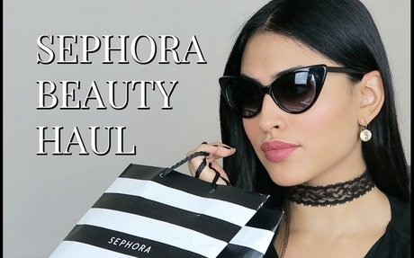 SEPHORA HAUL/REVIEW