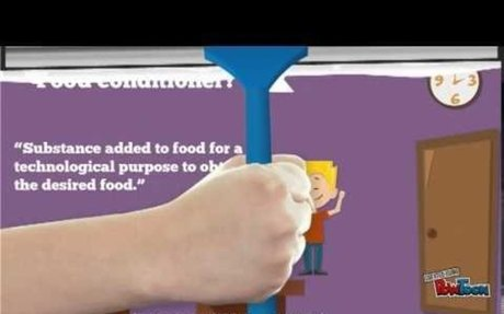 Lets learn about Food additives!