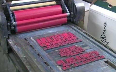 American Letterpress: The Art of Hatch Show Print