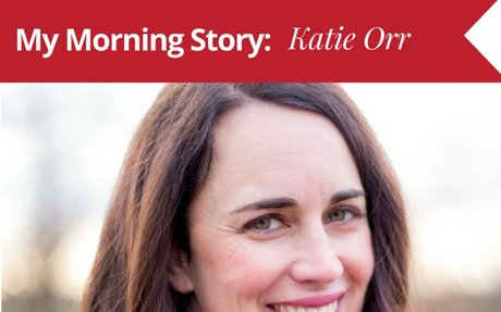 HM 16- My Morning Story with Katie Orr - HelloMornings
