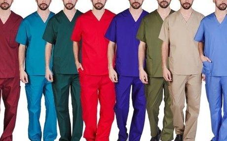 How to choose the best Men's Medical Uniform?