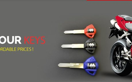 Motorcycle Keys Replacement & Locksmith Service in Orlando, FL - Car Keys Replacement
