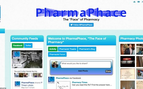 PharmaPhace - Earth's Only Community for Pharmacists