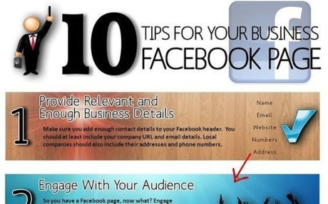 Tips For Your Business Facebook Page