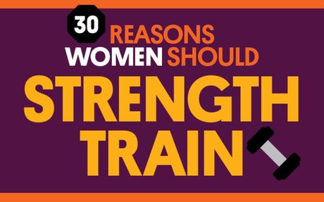 30 Reasons Women Should Strength Train - Life by Daily Burn