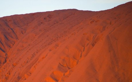 Geology | Uluru | Ayers Rock | Geoscience Australia