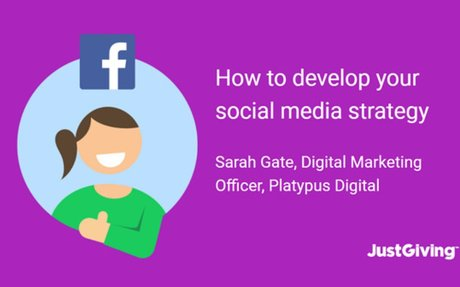 7 steps to developing your social media strategy