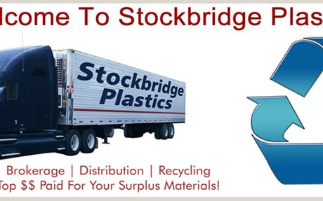 Industrial Plastic Recycling, Buy Plastic | Stockbridge Plastics