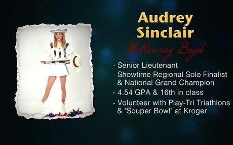 Scholar Artist of the Week - Audrey Sinclair