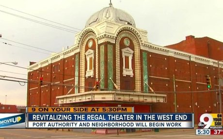 March 8, 2019: Dr. Jackson Reflects on Cincinnati's Regal Theater
