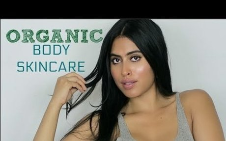 Best Organic Body Skin Care Routine