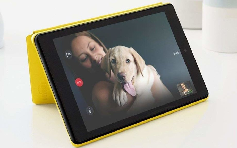 Amazon's 32GB Fire HD 8 Is Just $60 Right Now, If You Hurry