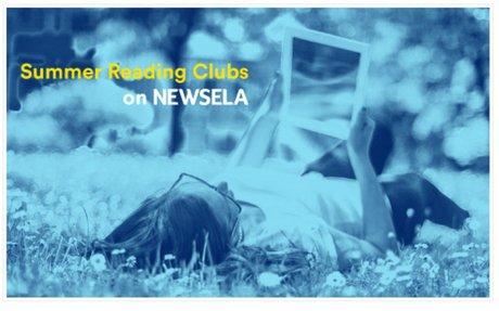 Summer Reading Clubs on Newsela