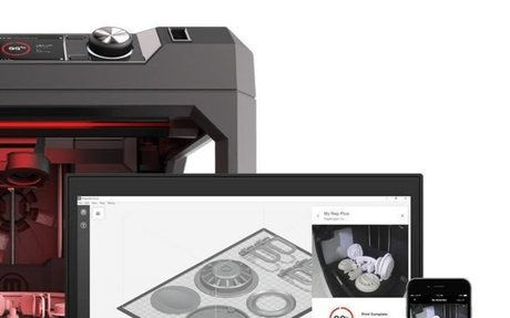 Connected 3D Printing Solutions | MakerBot