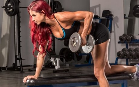 30-Minute Upper-Body Workout For Women