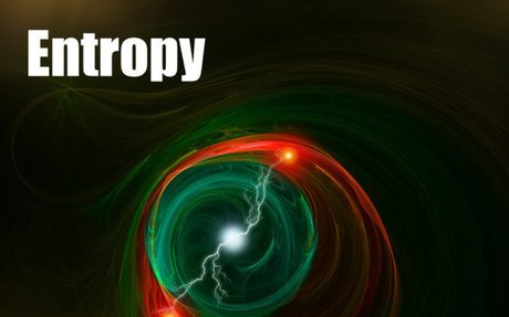 Entropy, by Richard Ross - Availible on Bandcamp