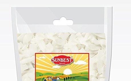 Sunbest Coconut Chips (Unsweetened)