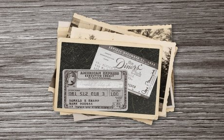 1950 - The diners debet card