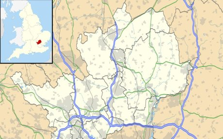 Hertfordshire, England: My Ethnicity and Cultural Background