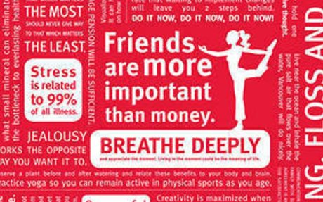 Lululemon Content Marketing for Cause Based Niches
