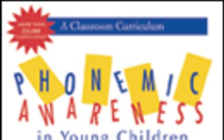 Brookes Publishing: Phonemic Awareness in Young Children