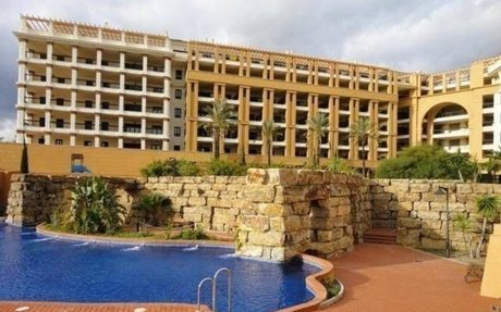 STOR 3 soveroms penthouse-leilighet i Señorio de Guadalmina i San Pedro de Alcantara (R226