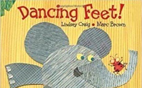Dancing Feet!: Lindsey Craig, Marc Brown: