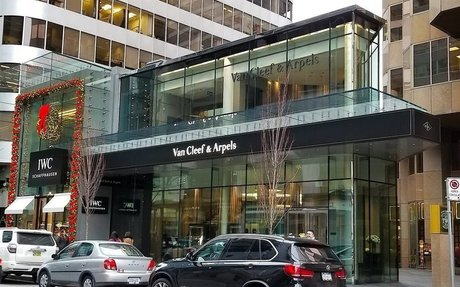 Van Cleef & Arpels Unveils Impressive Vancouver Flagship [Photos]