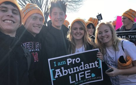 MCCL March for Life at the Capitol - Jan. 22