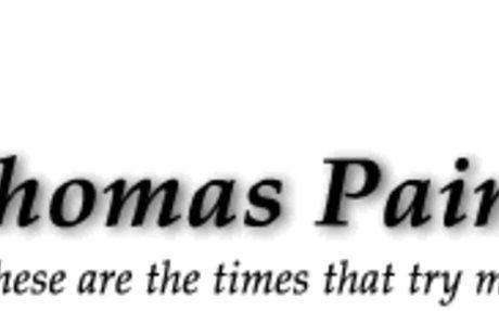 4. Common Sense by Thomas Paine