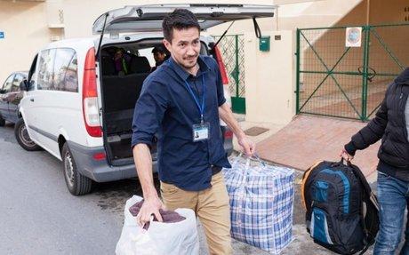 Afghan lost boys provide a bridge in Crete between nations
