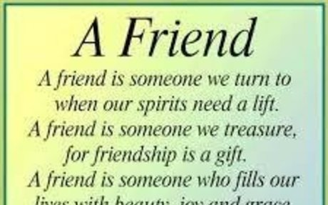 poems about friendships - Google Search