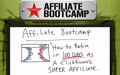 Affiliate Bootcamp FREE!