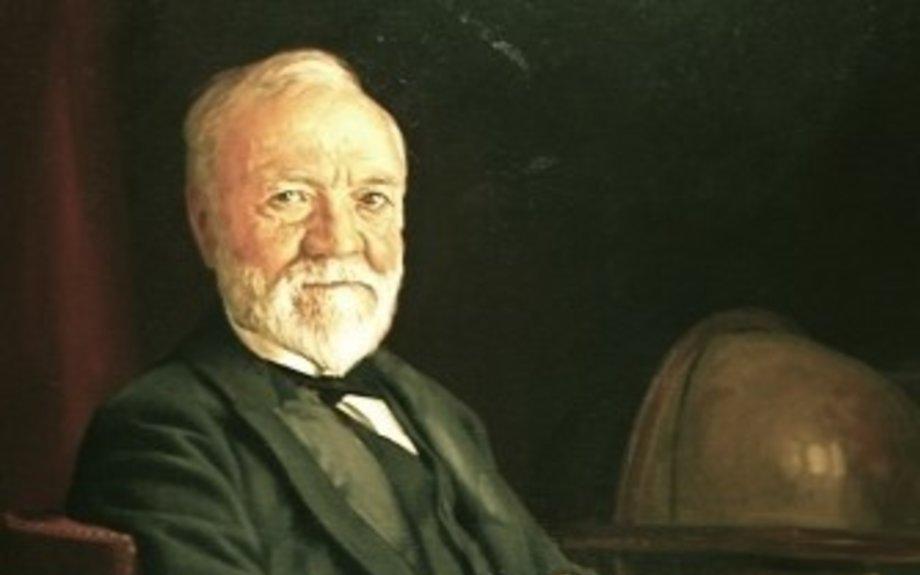 9.Andrew Carnegie