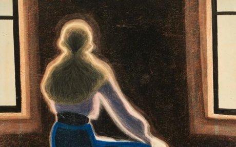 How Léon Spilliaert's dark paintings are strangely uplifting