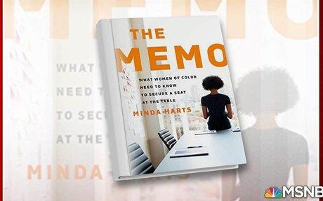 Minda Harts discusses 'The Memo'