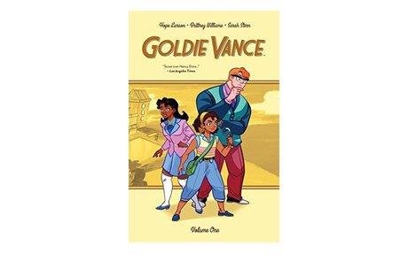 *Goldie Vance: Volume one