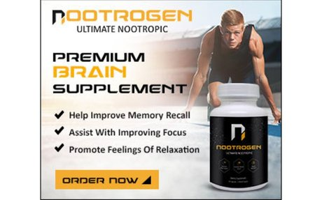 Nootrogen Official Store | The Ultimate Nootropic Brain Enhancement