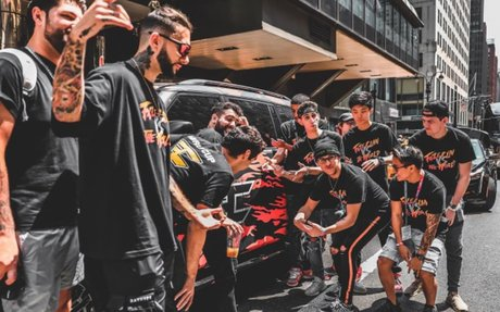 FaZe Clan Head of Esports Discusses Apparel, Partnerships, and Call of Duty League