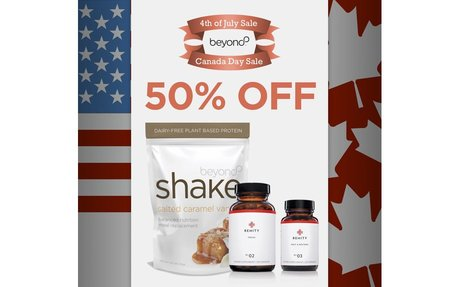 🌟 50% Off Holiday Sale: Beyond Shake & Remity 🌟