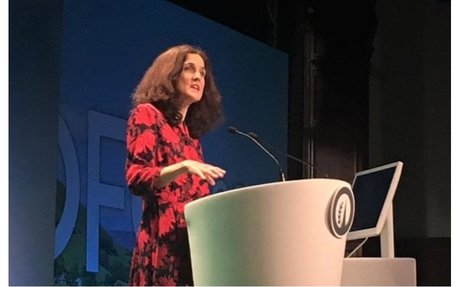 Theresa Villiers: 'Updated' Agriculture Bill will return to Parliament this month