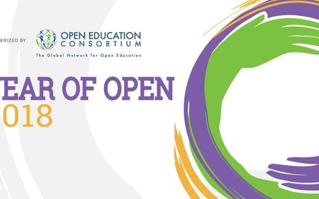 April Open Perspective: What is Open Pedagogy?