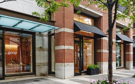 Gwyneth Paltrow Lifestyle Brand 'goop' Opens 1st Standalone Canadian Storefront [Photos]