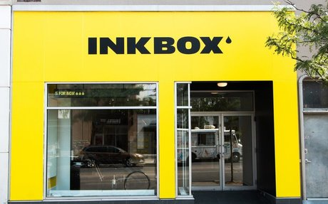 Popular Temporary Tattoo Concept 'Inkbox' Launches New Brand in Permanent Retail Store
