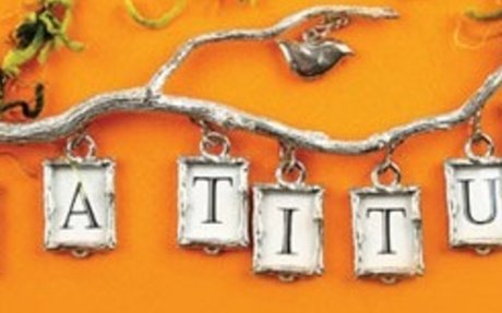 Living In Gratitude: Gratitude Treasure Hunt