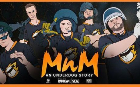 Ubisoft Release 'Rainbow Six Siege' Esports Documentary Following UK Team MnM Gaming